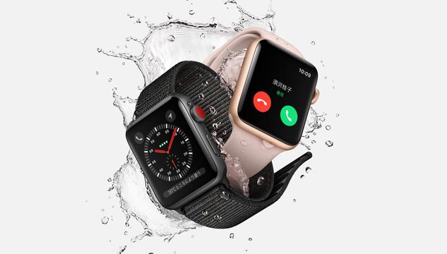 セルラー版Apple Watch Series 3は、月々500円で使用可能! ドコモから発表