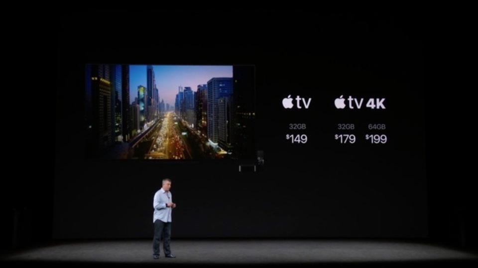 4Kがやってきた! Apple TV 4Kがやってきた!