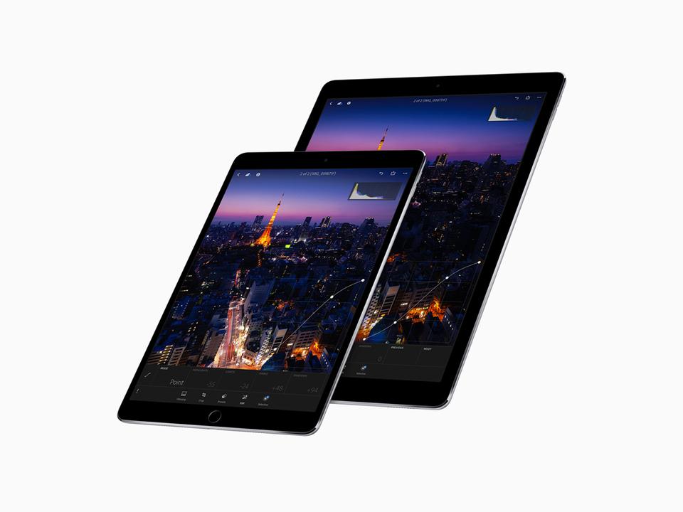 ちょっぴりですが、iPad Proが値上げしたようです