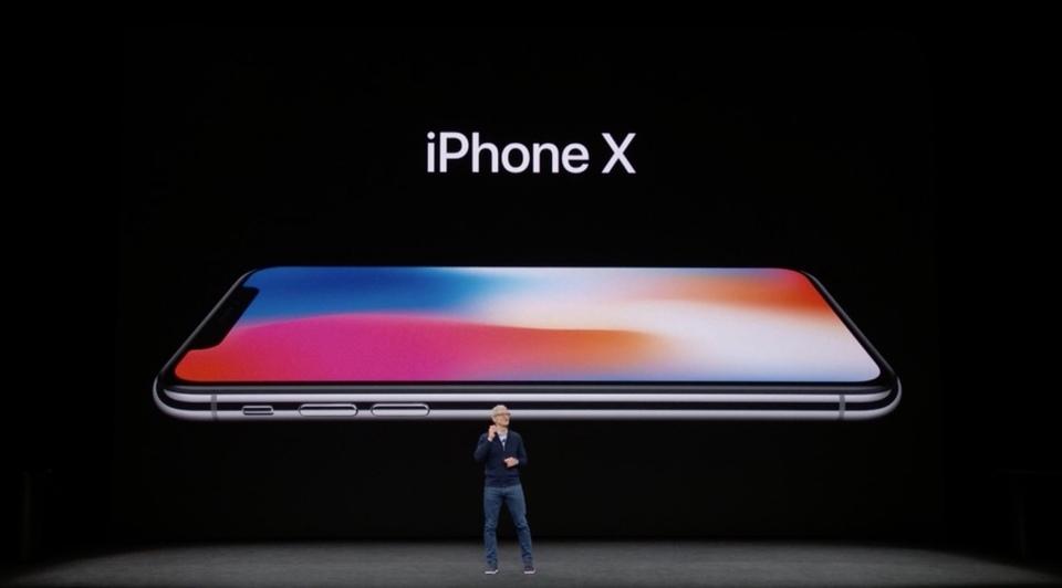 噂は真実だった! 全く新しいiPhone「iPhone X」発表!