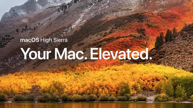 macOS High Sierra、iOS11、watchOS 4の配信日もそれぞれ決定!