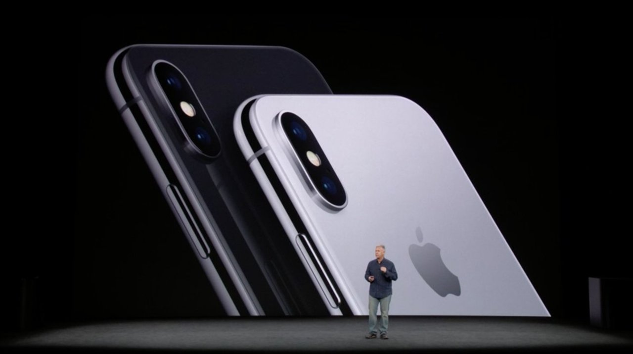 iPhone X、まさかのゴールド色はナシ