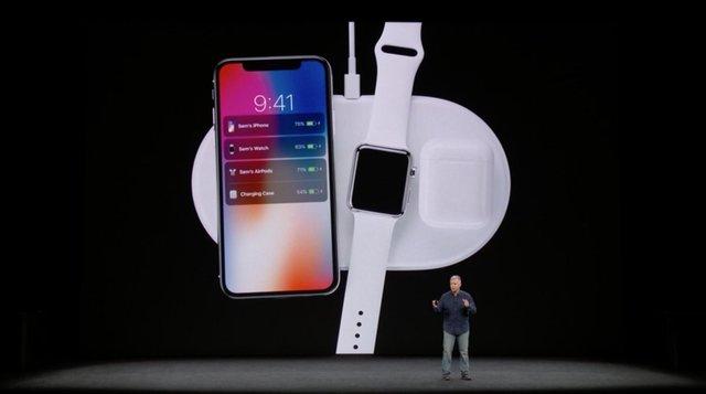 モバイルApple端末は「AirPower」でチャージングGO!!
