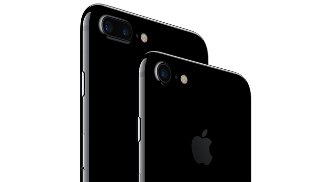 憧れがお求めやすく。「iPhone 7/7 Plus」のジェットブラックに32GBモデル登場