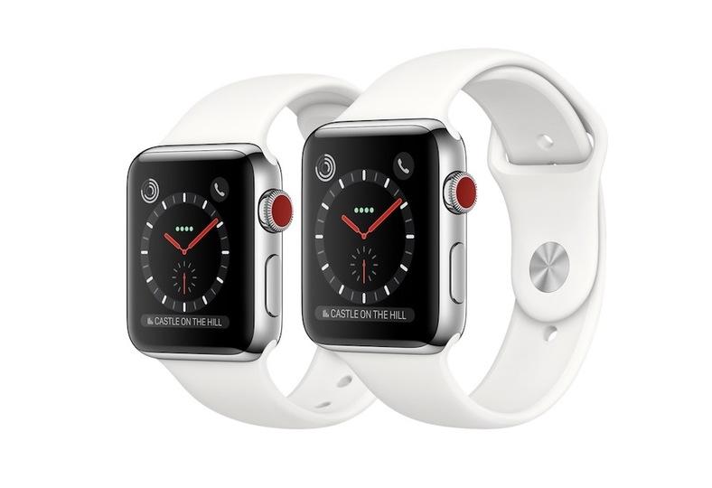 「Apple Watch Series 3」のストレージ容量や動作時間の詳細、見てみましょ