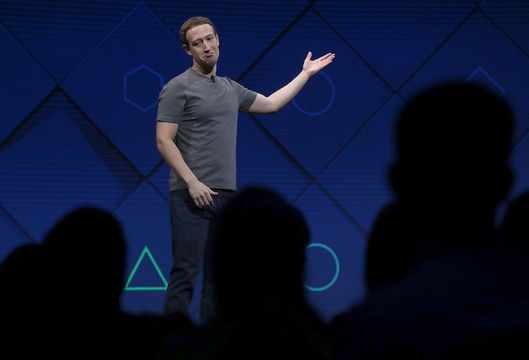 Facebookの偽ニュース対策、身内からも疑問の声
