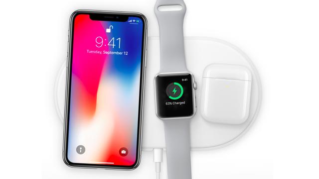 iPhone X/8の無線充電は7.5W。ライバルよりもちょっと遅いかも?