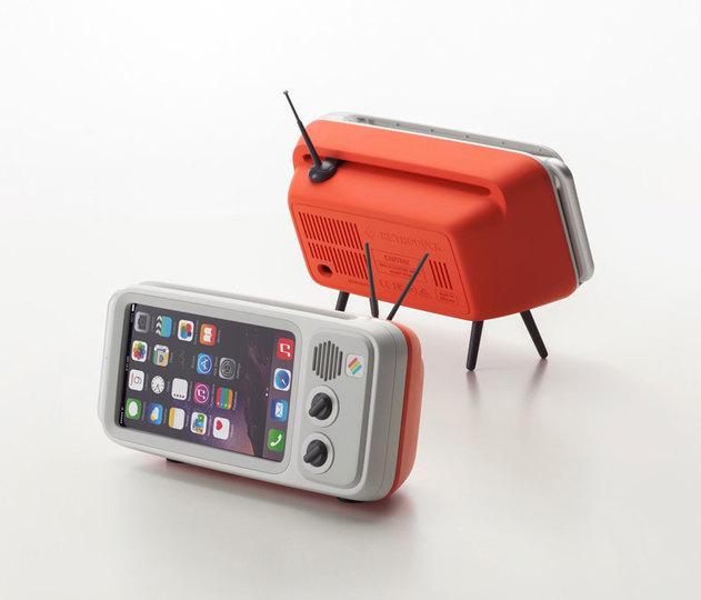 20世紀にiPhoneがあったらテレビ型だったかもしれないよね
