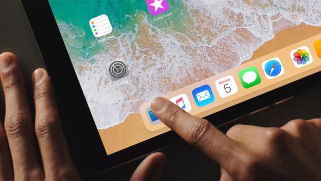 【今日リリース!】iOS 11で登場した、iPad専用の新機能まとめ