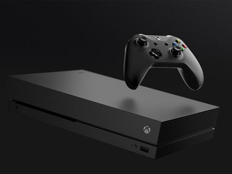 本日から予約スタート! Microsoft最強ゲームマシンXbox One Xが日本でも販売決定