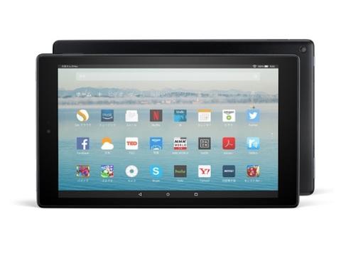 Amazonのお手軽タブレット「Fire HD 10」がフルHDにパワーアップして予約開始! プライム会員なら4000円オフに