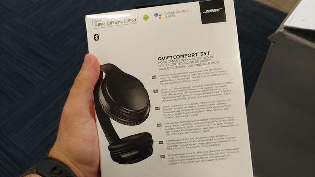 え、もう!? Google Assistant搭載ヘッドホン「QuietComfort 35 II」が9月22日発売との噂