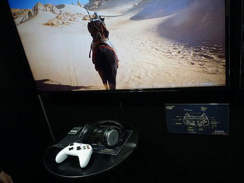 【TGS2017】Xbox One Xで遊べる!モンスターエナジーブースへ行こう