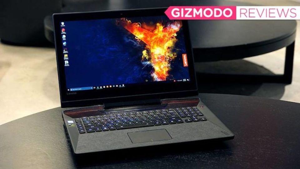 LenovoのゲーミングPC「Legion Y920」レビュー:なぜ最新GPUじゃないのか