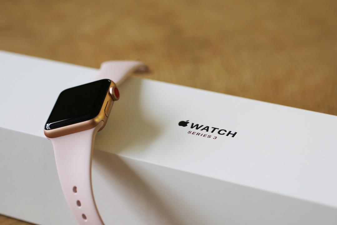可能性、広がっちゃう? 「Apple Watch Series 3(GPS + Cellular)モデル」、アンボックスですよ!