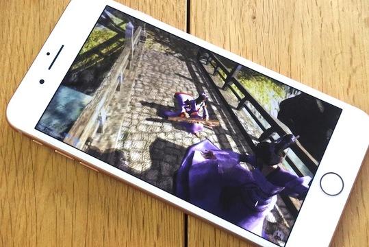ゲームスマホとしてのiPhone 8 Plusはどう? Antutuで総合ベンチマークを計測