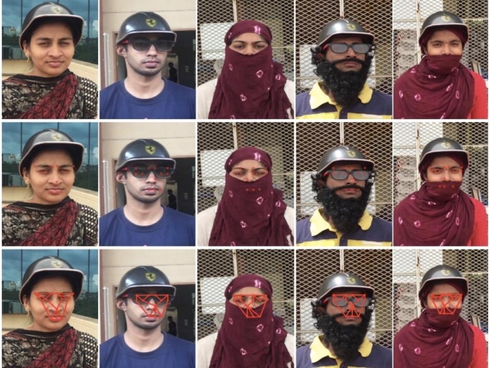 顔認識テクノロジー、このままだと覆面しててもバレるレベルに発展しそう