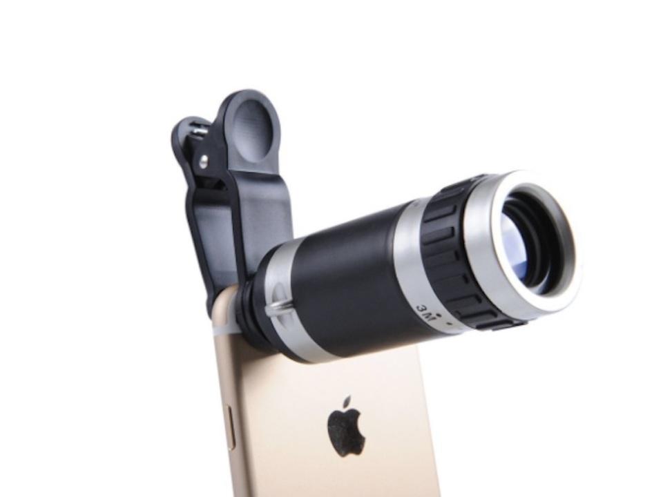 【本日のセール情報】Amazonタイムセールで90%以上オフも! スマホカメラ用望遠レンズやスマート体重計が登場