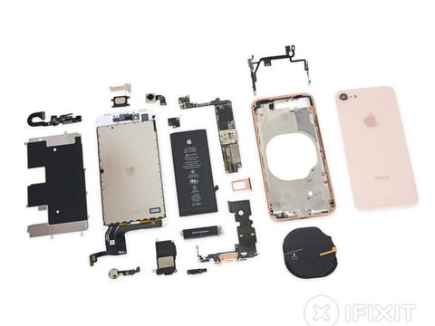 何が変わり、何が変わらなかったのか。iFixit「iPhone 8」分解レビュー