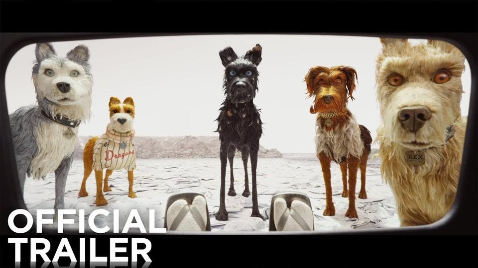 舞台は日本のゴミの島。ウェス・アンダーソン監督コマ撮りアニメ映画『Isle of Dogs(犬ヶ島)』予告編