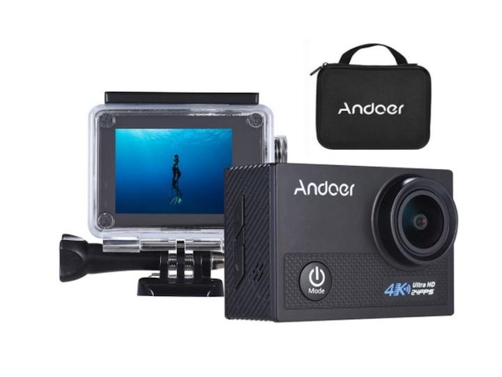 【本日のセール情報】Amazonタイムセールで90%以上オフも! 4Kアクションカメラやコンパクト除湿機がお買い得に