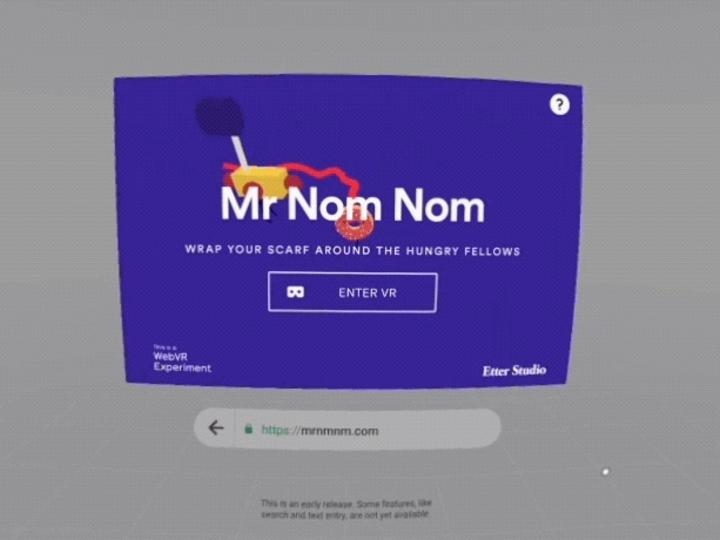 スクリーン不要でマトリックス世界へ。Chromeが全インターネットをVRで閲覧できるように