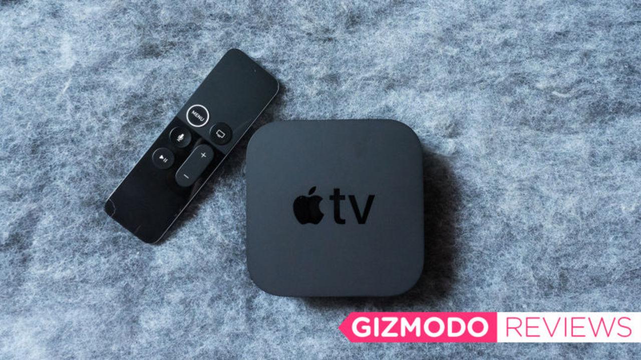 Apple TV 4Kレビュー:シンプルに、とても良いと思えるセットトップボックス