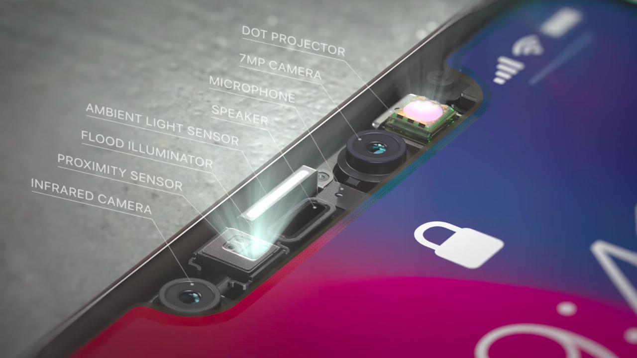 「iPhone X」生産遅れ、原因はドットプロジェクターと赤外線カメラにアリ?