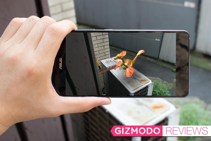 ASUS「Zenfone AR」レビュー:望みうる最高のスペックも、いまは宝の持ち腐れか