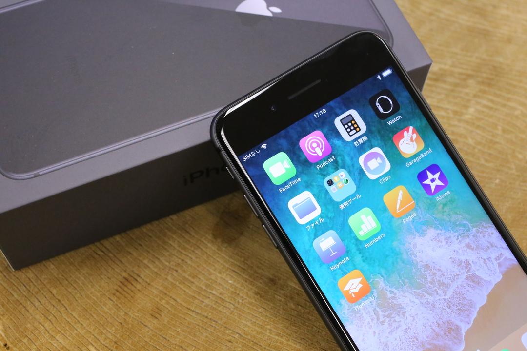 「iPhone 8」一部モデルで通話スピーカーノイズが海外報告。アプデで改善へ