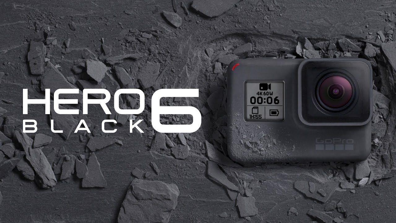 新型「GoPro HERO6」発表&発売! 4K/60fps対応で、ほぼパーフェクトなアクションカメラに大進化