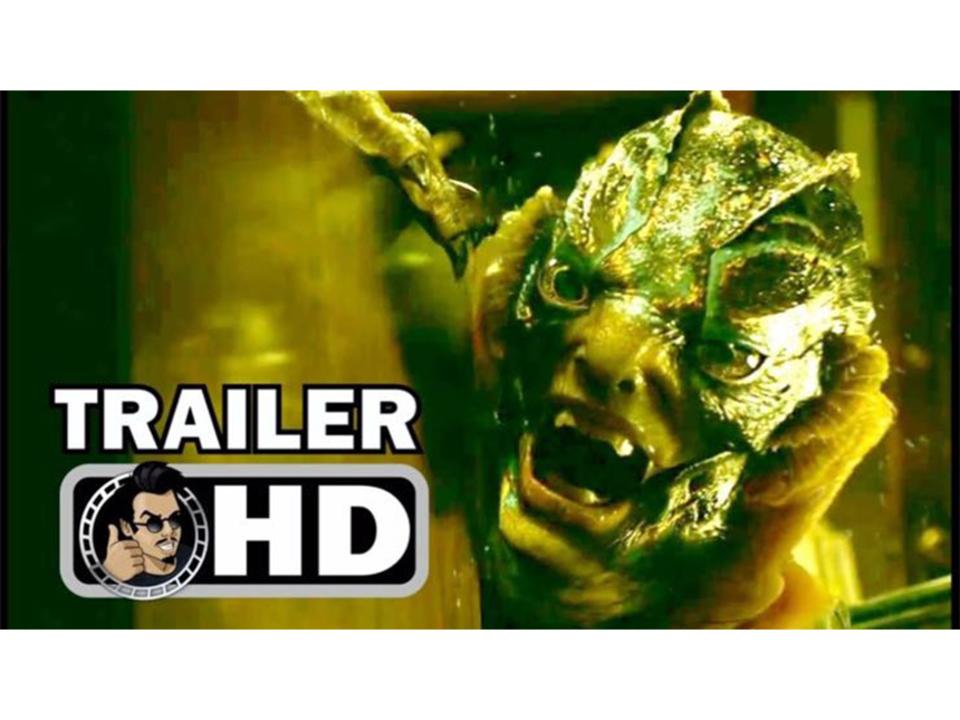 ギレルモ・デル・トロ監督のロマンティックホラー最新作『ザ・シェイプ・オブ・ウォーター』レッドバンドトレイラー