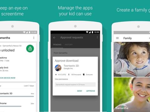 使わなくなったAndroidデバイスを子どものために再利用。Family Linkアプリで安心モニタリング