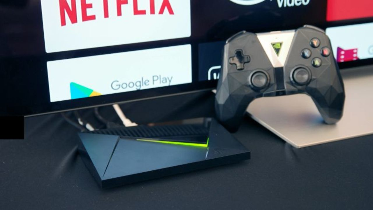 Googleアシスタント搭載で一気に注目のNvidia「Shield TV」。テレビも見れてゲームもできるGoogle Homeに進化