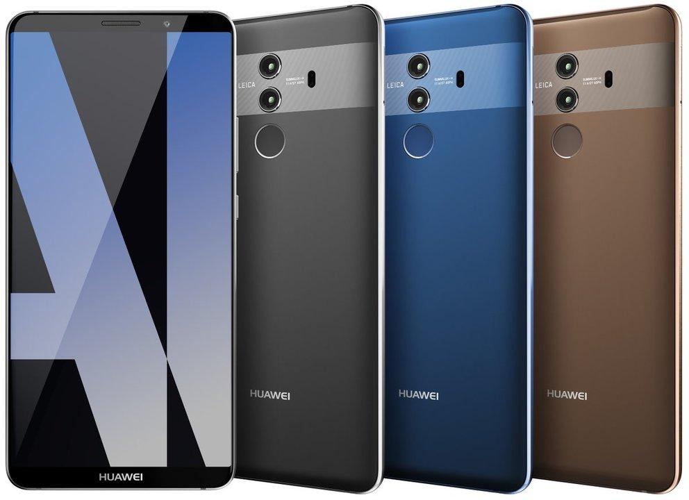 期待のAIチップ搭載。Huaweiの新型スマホ「Mate 10 Pro/Lite」の画像がリーク!