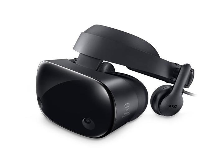 SamsumgがWindows Mixed Reality対応ヘッドセット「Odyssey」を発表。499ドル、11月16日発売