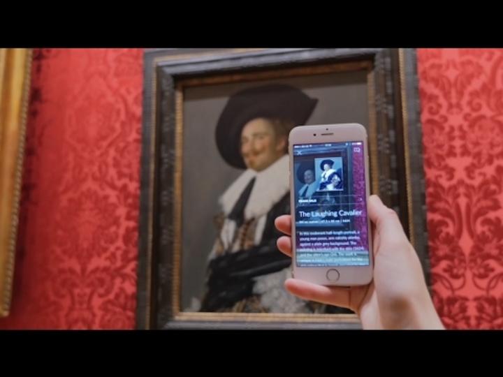 世界の美術館でスキャンした絵画の解説が読めるアプリ「SMARTIFY」