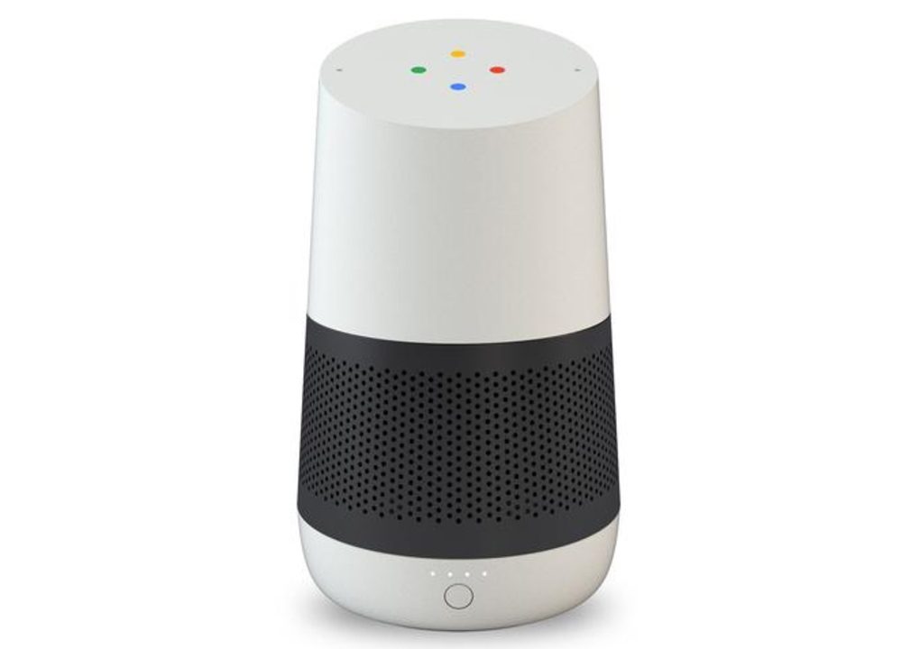 「Google Home」や「Echo Dot」を外に持ち出せるバッテリーパーツが登場! あれ、でもポータブルスピーカーってありませんでしたっけ...?