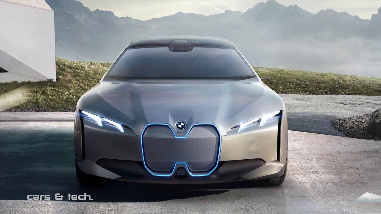フューチャリスティックなBMWのコンセプト・カー「BMW i Vision Dynamics」