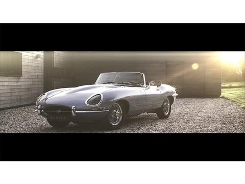 温故知新! 1968年のジャガー・Eタイプが電気自動車になりました