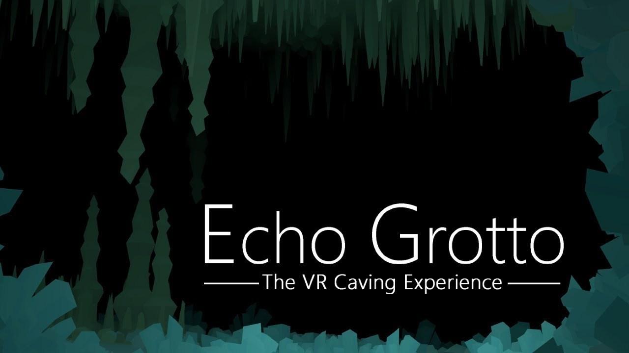 二度とない地下洞窟を探検できる神秘的VR「Echo Grotto」