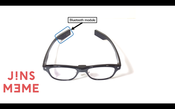 鼻をこすっていろいろなデバイスを操作するスマートグラス「Itchy Noise」