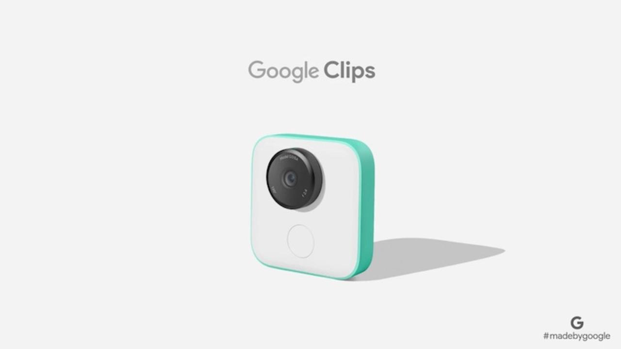 ここぞ!って場面をAIが勝手に撮ってくれる、Googleのカメラ「CLIPS」
