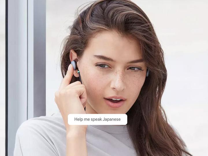 音声通訳イヤフォンが登場、その名も「Pixel Buds」!