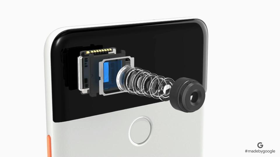 レンズ1つで2つ分?「Pixel 2」のカメラに搭載の「dual-pixel sensor」がとにかく凄い!