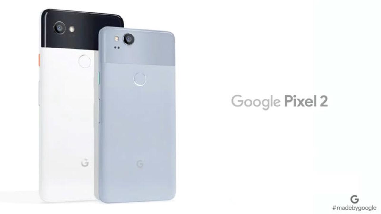 「Pixel 2」「Pixel 2 XL」とうとう登場! カメラが超進化し、握っての操作も可能