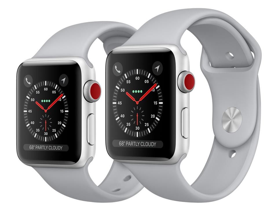 「watchOS 4.0.1」配信開始。Apple Watch Series 3の接続問題を修正