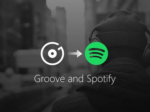 Microsoftの音楽配信「Groove Music Pass」が終了へ。Spotifyに引き継ぎ
