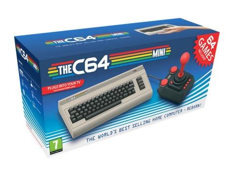 ファミコンより憧れたコモドール64、ミニサイズで復刻おめでとう