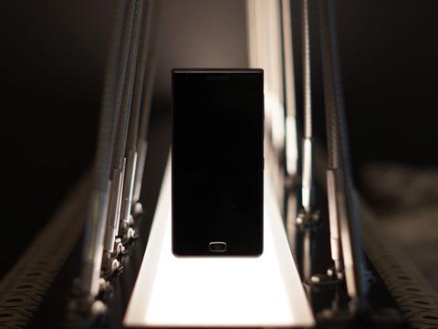 新型BlackBerryスマホ「Motion」発表。QWERTYキーなし、Android OS搭載